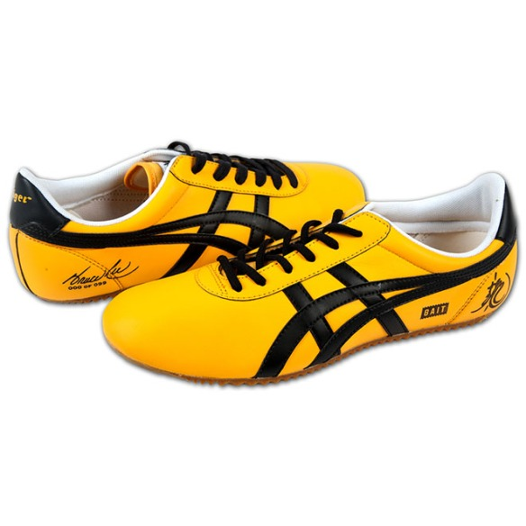 huge discount e3f31 5fe92 Bait store limited edition Bruce Lee kicks from Game of ...
