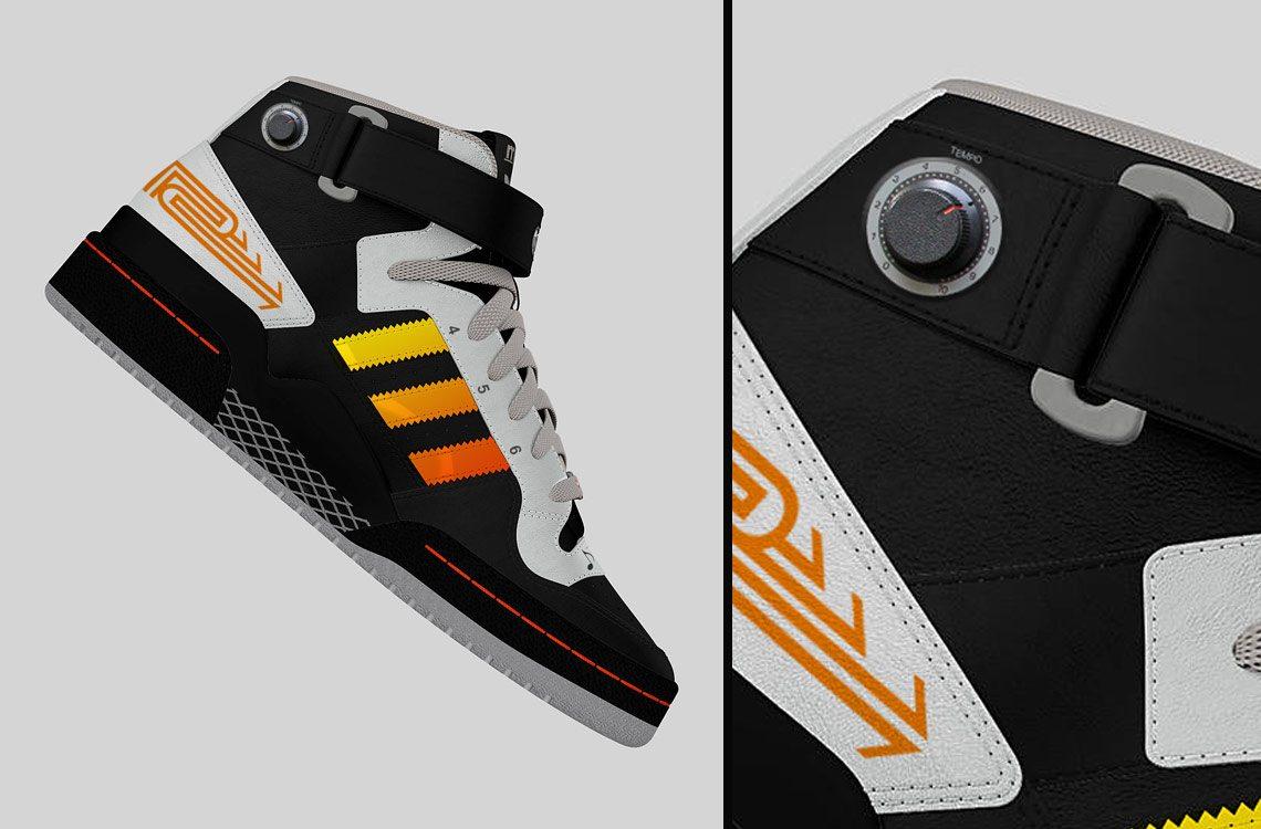 "Conceptual Adidas ""Roland 808"" Kicks   djrioblog"