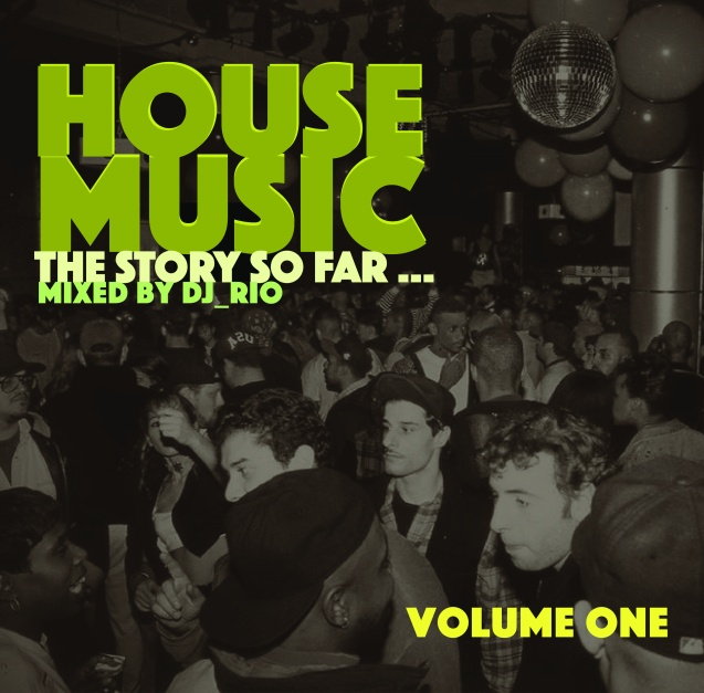 HOUSE music vol1-01